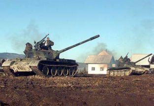 18 T55 Craps der HVO während des Krieges