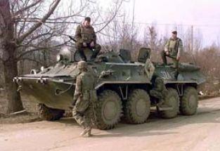 19 BTR 80 Bosnien 1996