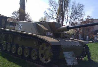 21 StuG III Or SO 75 Or T3 Sofia Museum