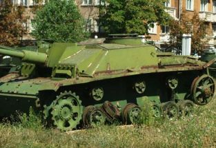 22 Stug III Or SO 75 Or T3 Sofia Museum