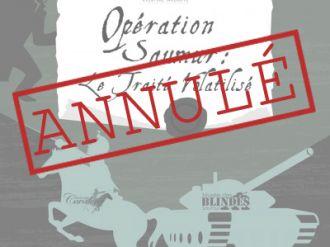 CANCELLATION Operation Saumur | Escape Game
