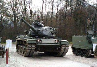 24 M60 A3 Bosnisch