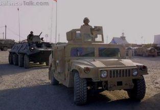 36 BTR 60 And Humwee