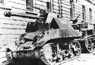 7 1 Stuart M 3 Mit Pak 7 5 Cm Der 1ere Brigade Blindee