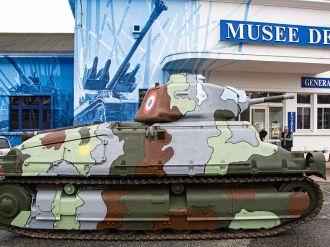 Vehículos ausentes de la exposición del museo