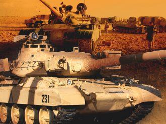 Una exposición de los 30 años de la Guerra del Golfo