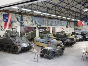 Vehicles absent from the museum, Carrousel 2019