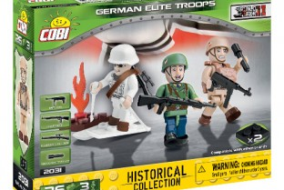 German soldiers figures (2031)