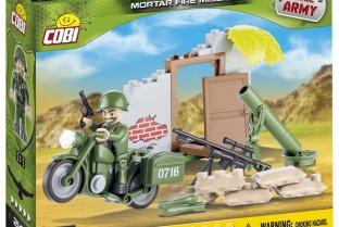 Mortar fire mission (2143)
