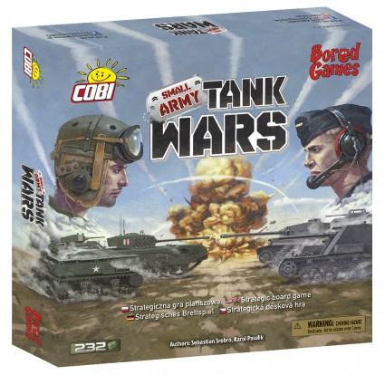 Tanks war game board game (22104)