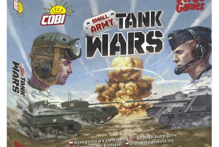 Jeu de plateau Tanks war game (22104)