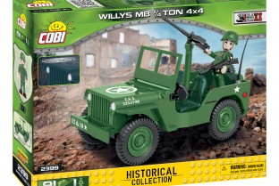 Jeep willys (2399)