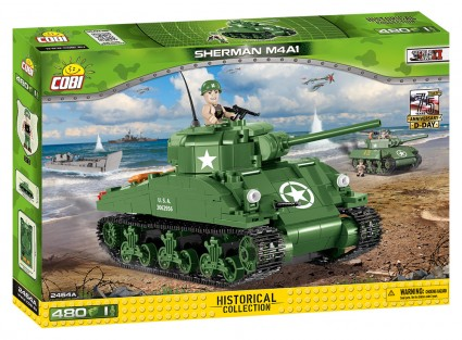 Sherman M4A1 (2464)