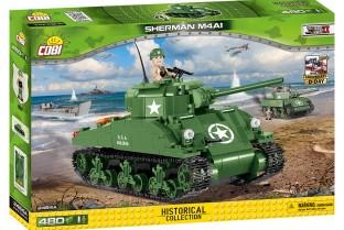 谢尔曼M4A1(2464)