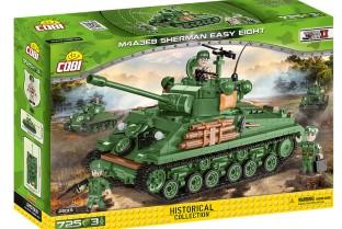 Sherman M4A3E8 (2533)