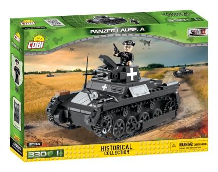 Panzer I ausf A (2534)