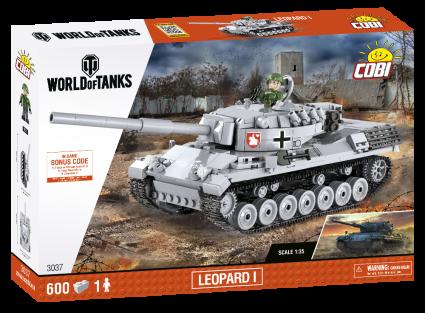 1 Leopard Panzerwelt (3037)