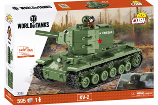 KV2 World of tanks (3039)