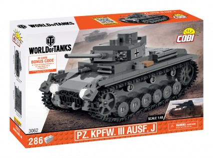 Panzer III Panzerwelt (3062)