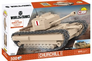 Churchill I World of tanks (3064)