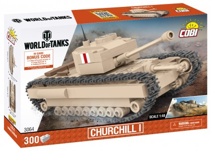Churchill I World of tanks (3064)