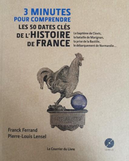 3分钟了解法国历史上的50个关键日期