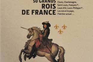 3 minutes to understand the 50 great kings of France