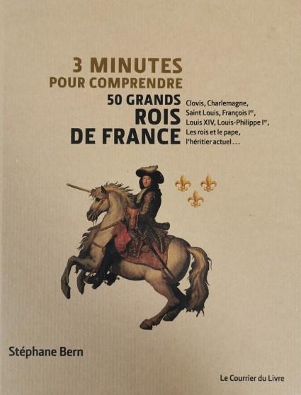 3 Minuten, um die 50 großen Könige Frankreichs zu verstehen