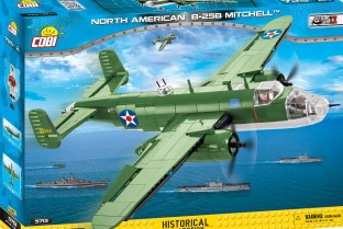 North American B25B Mitchell (5713)
