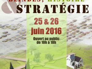 Armored, History and Strategy 2016