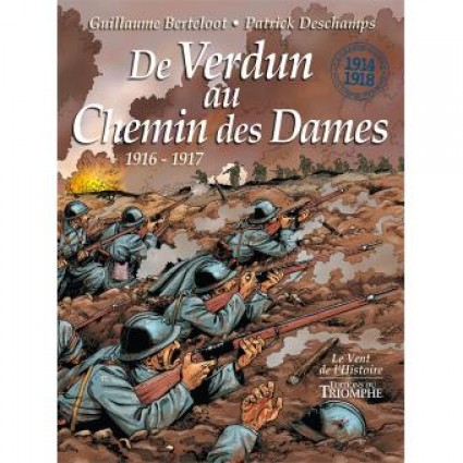 From Verdun to Chemin des Dames