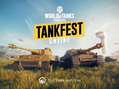 The museum participates in TANKFEST ONLINE