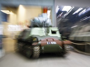 Somua is back in the museum