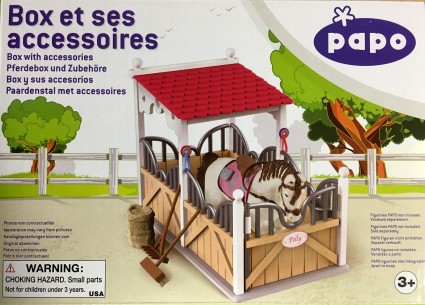 PAPO Box and accessories