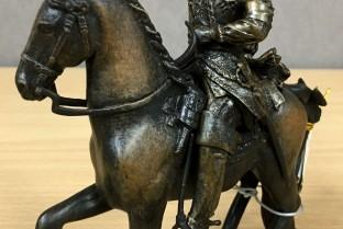 PAPO LOUIS XIV on horseback