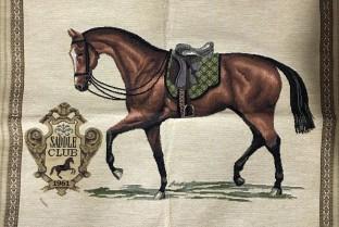 Cushion cover 45X45cm Horse 1