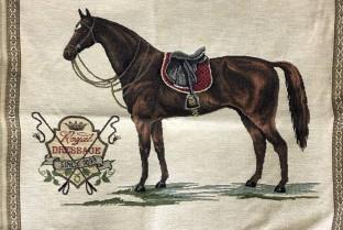 Cushion cover 45X45cm Horse 2
