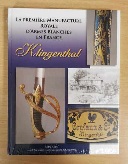 Klingenthal, die erste königliche Manufaktur von Klingenwaffen