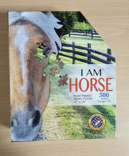 Puzzle Ich bin Pferd