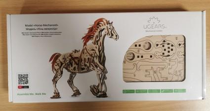 UGEARS horse