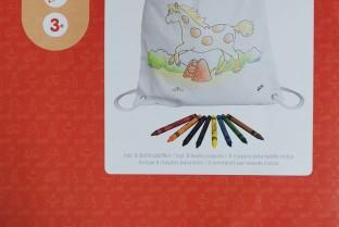 GOKI coloring backpack