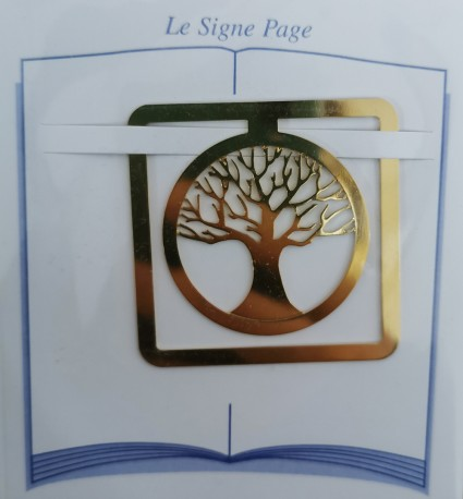 Tree of Life page sign