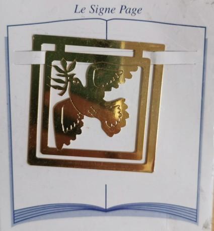 Dove of Peace Seitenschild