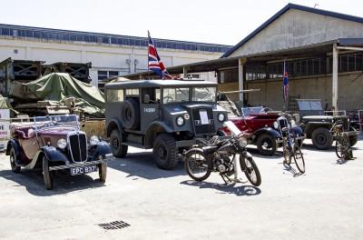 30 6月:介绍军用车辆