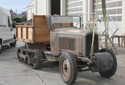 Kegresse Restoration Project