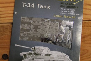 Metall Erde T34