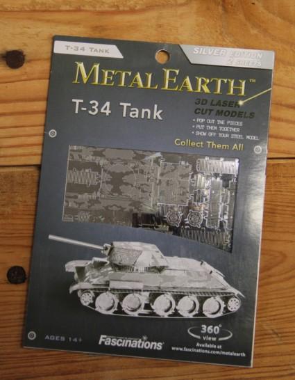 金属地球T34