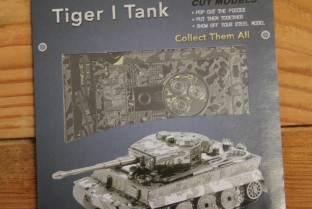 Metal Earth Tiger I