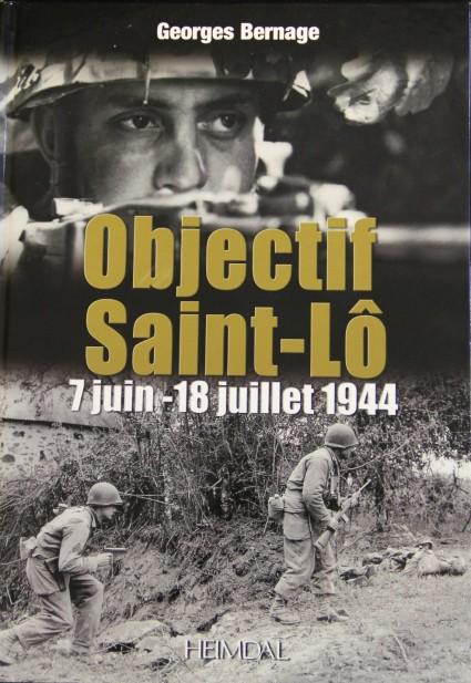 目标Saint-Lô7 June  -  18 July 1944