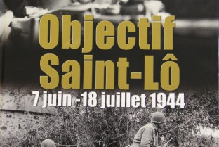 目标Saint-Lô7 June  -  18 July 1944